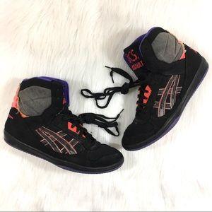 asics gel assault wrestling shoes